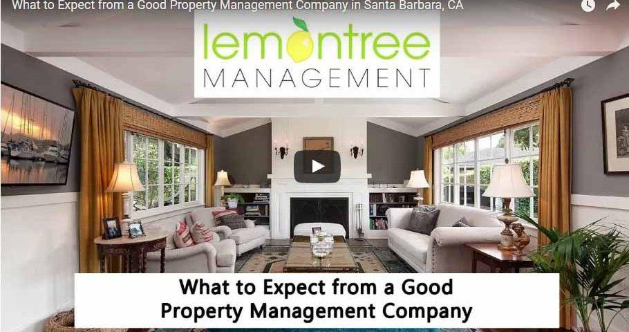 good property managment